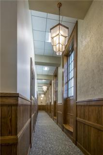 Westborough Town Hall Interior Hallway