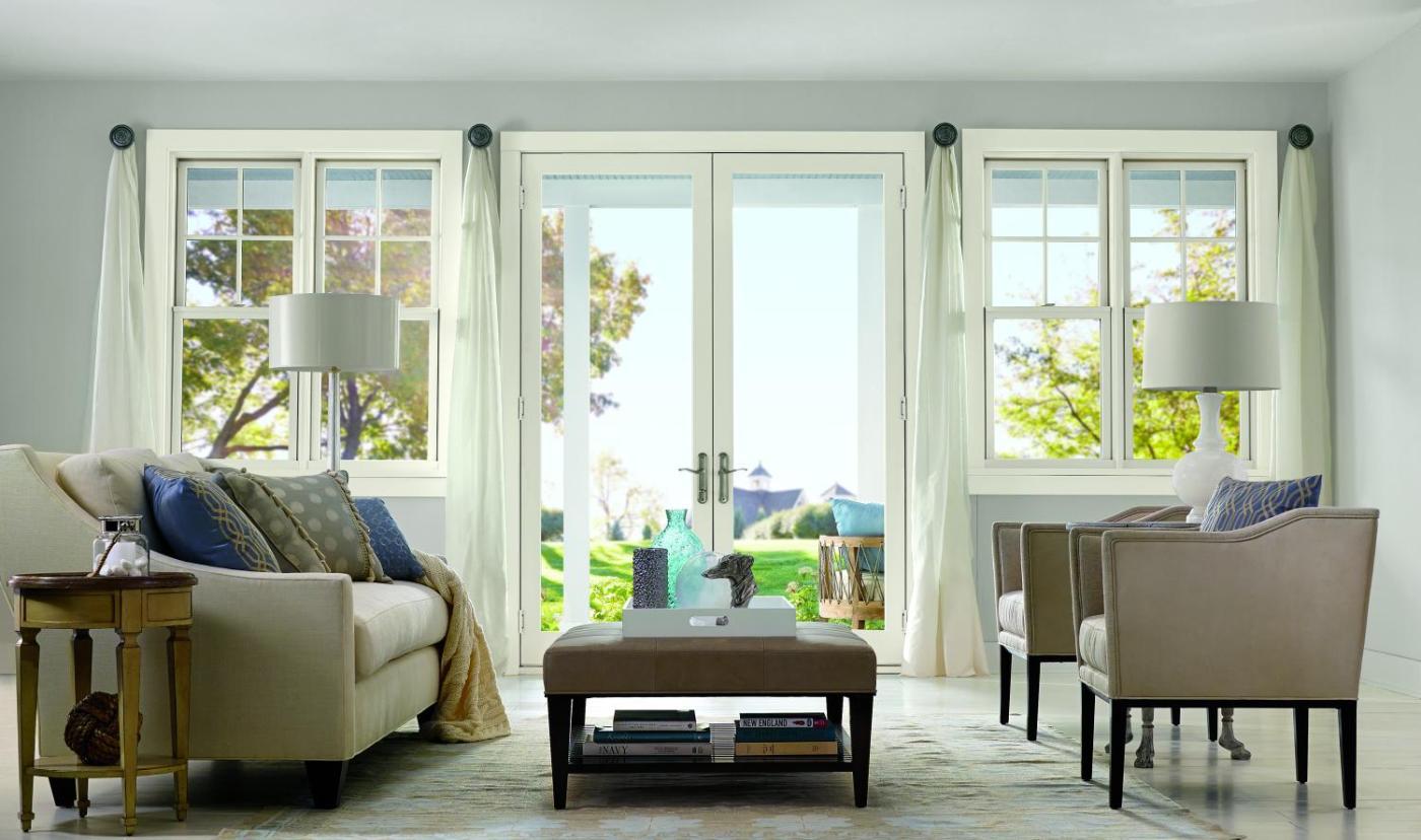 Vinyl vs aluminum vs fiberglass not all materials are for Decorating a 12 x 14 living room