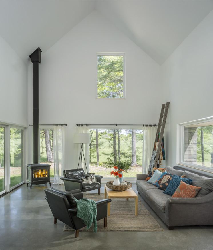 Knoll House Marvin Windows 2