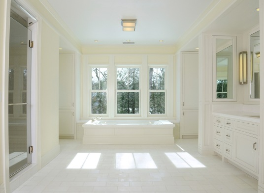 Project by Mahdad Saniee, Saniee Architects LLC, featuring Marvin Ultimate Next Generation Double Hung windows