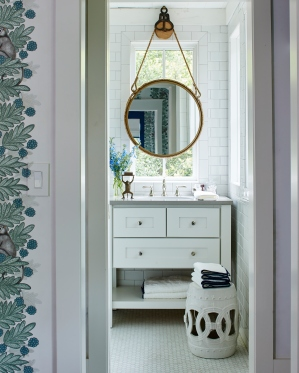 Project by Moser Design Group, Lyndsey Coral Harper Design and Whitney Blair Custom Homes, featuring a Marvin Ultimate Casement window