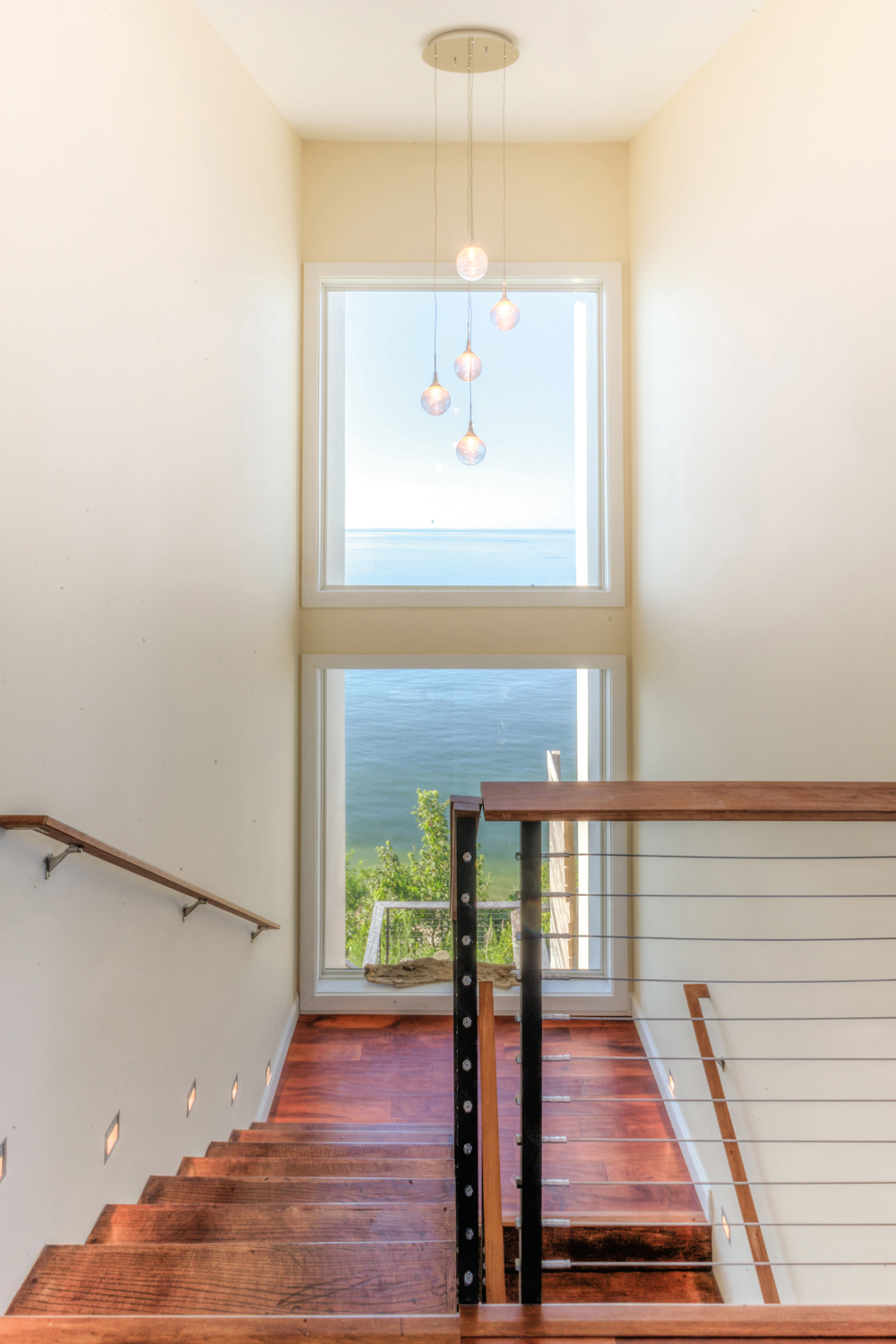Sound Beach House Stairs Top.jpg