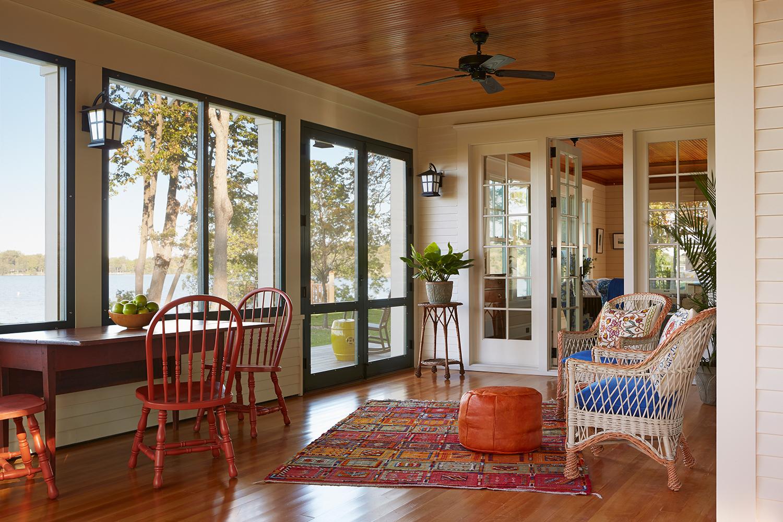 Crane Island Retreat Interior 2016 – Inspired by Marvin