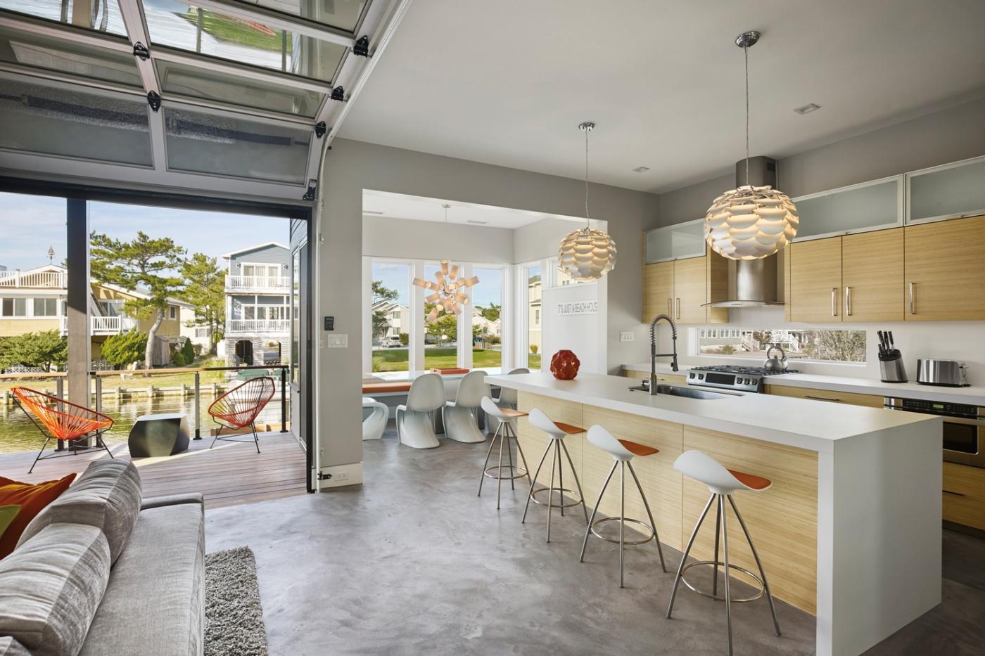Layton Residence Kitchen