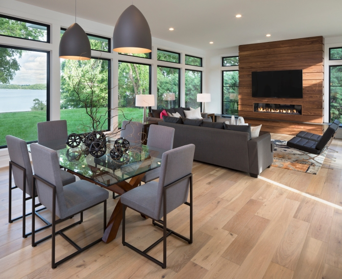 Denali Home Interior