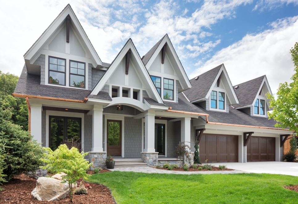 Swanson Home Exterior