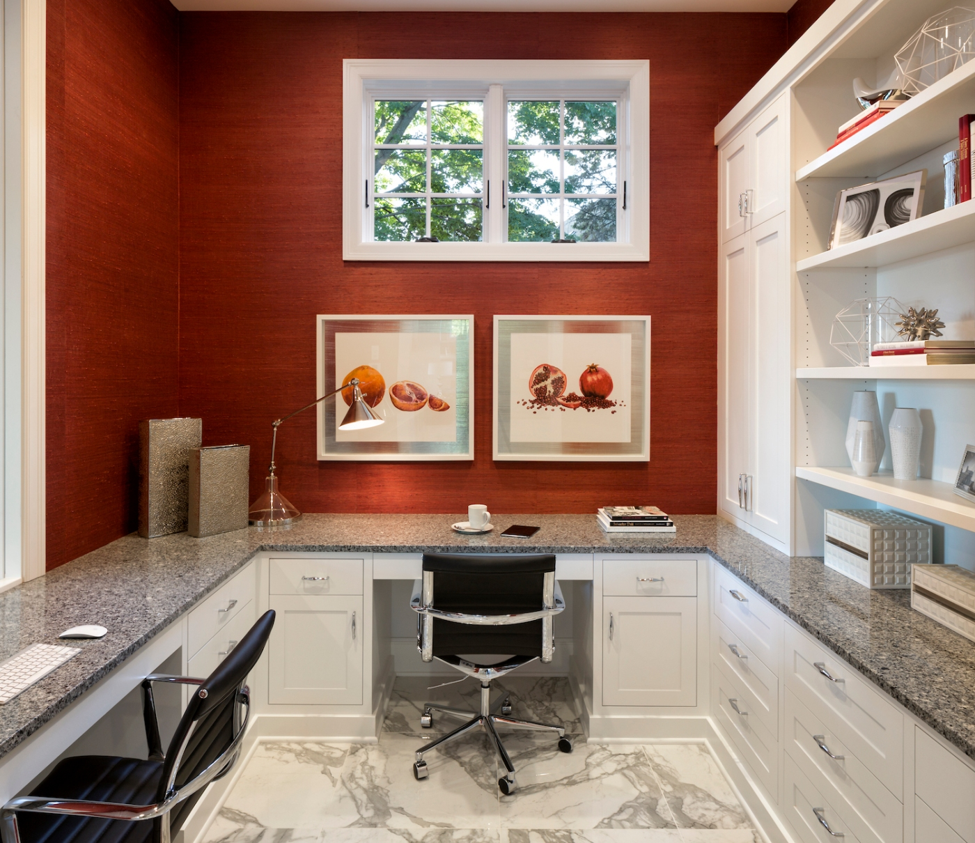 Red Accent Wall Home Office.jpg