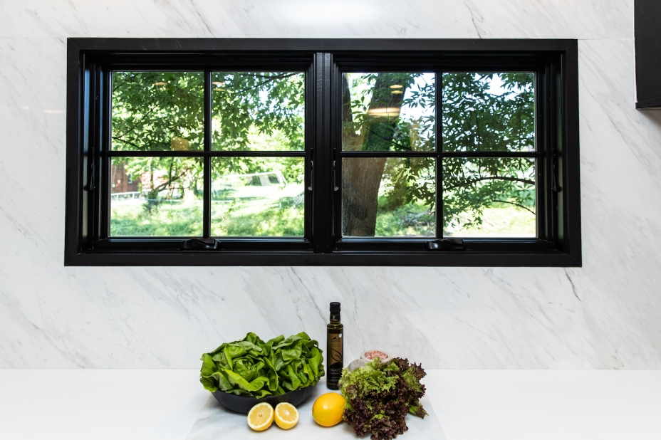 Property Brothers Double Black Kitchen Window Episode 513