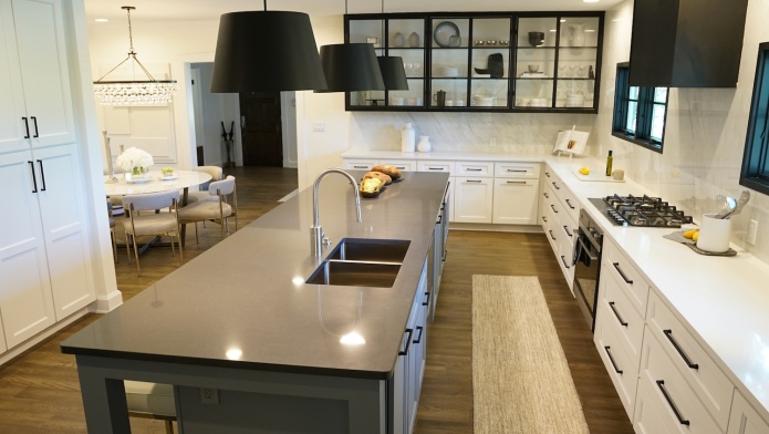 Property Brothers Kitchen Black Accessories Episode 513