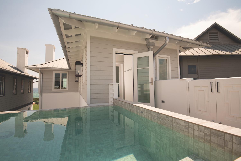 Vern Yip Rosemary Beach Door to Pool