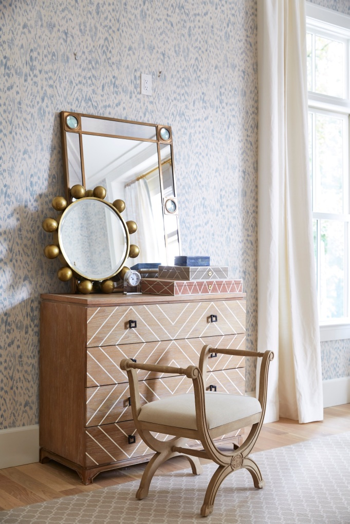 Whole Home Makeup Station with Natural Light